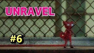 【UNRAVEL】毛糸に癒されながら思い出探しの旅#6 【実況】