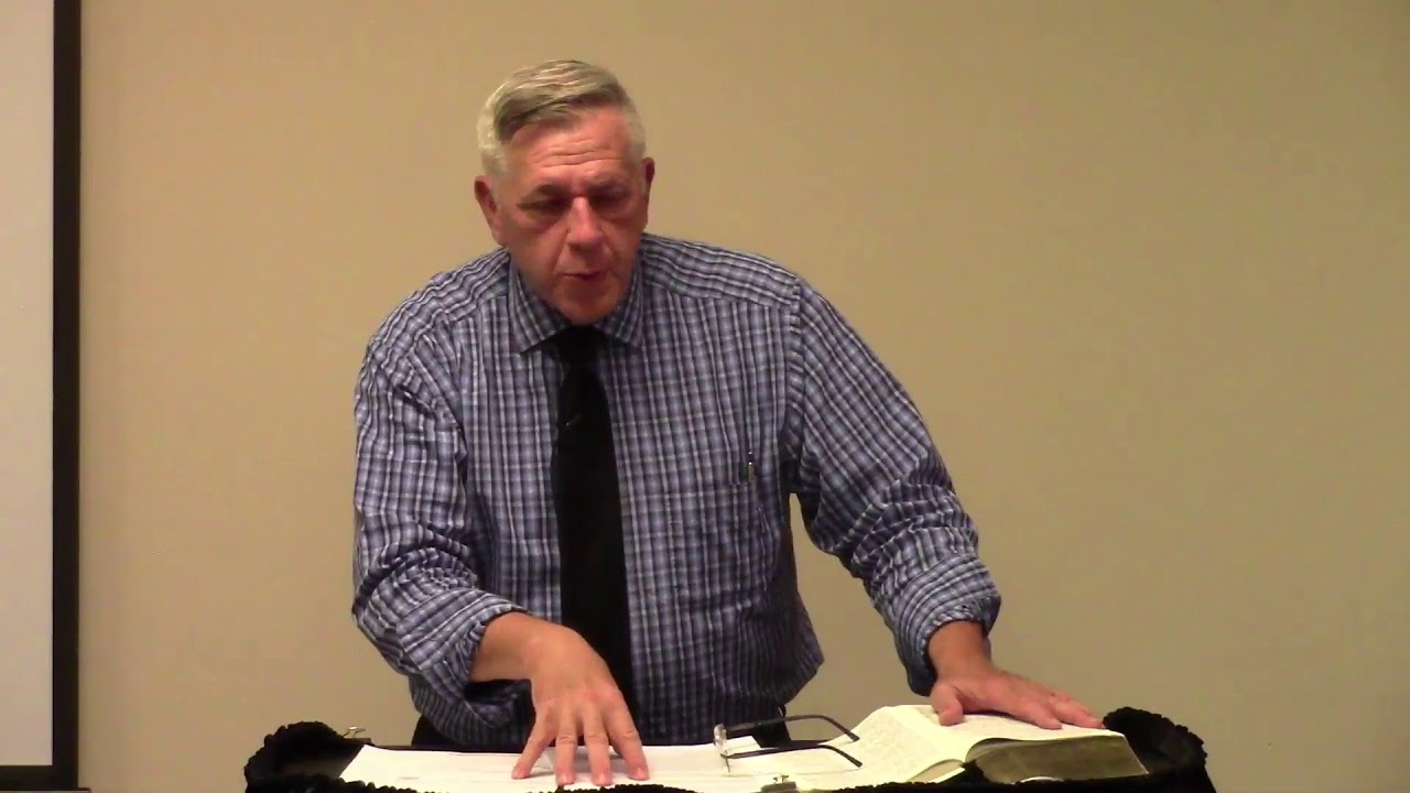 Wednesday Bible Study (8/4/21)