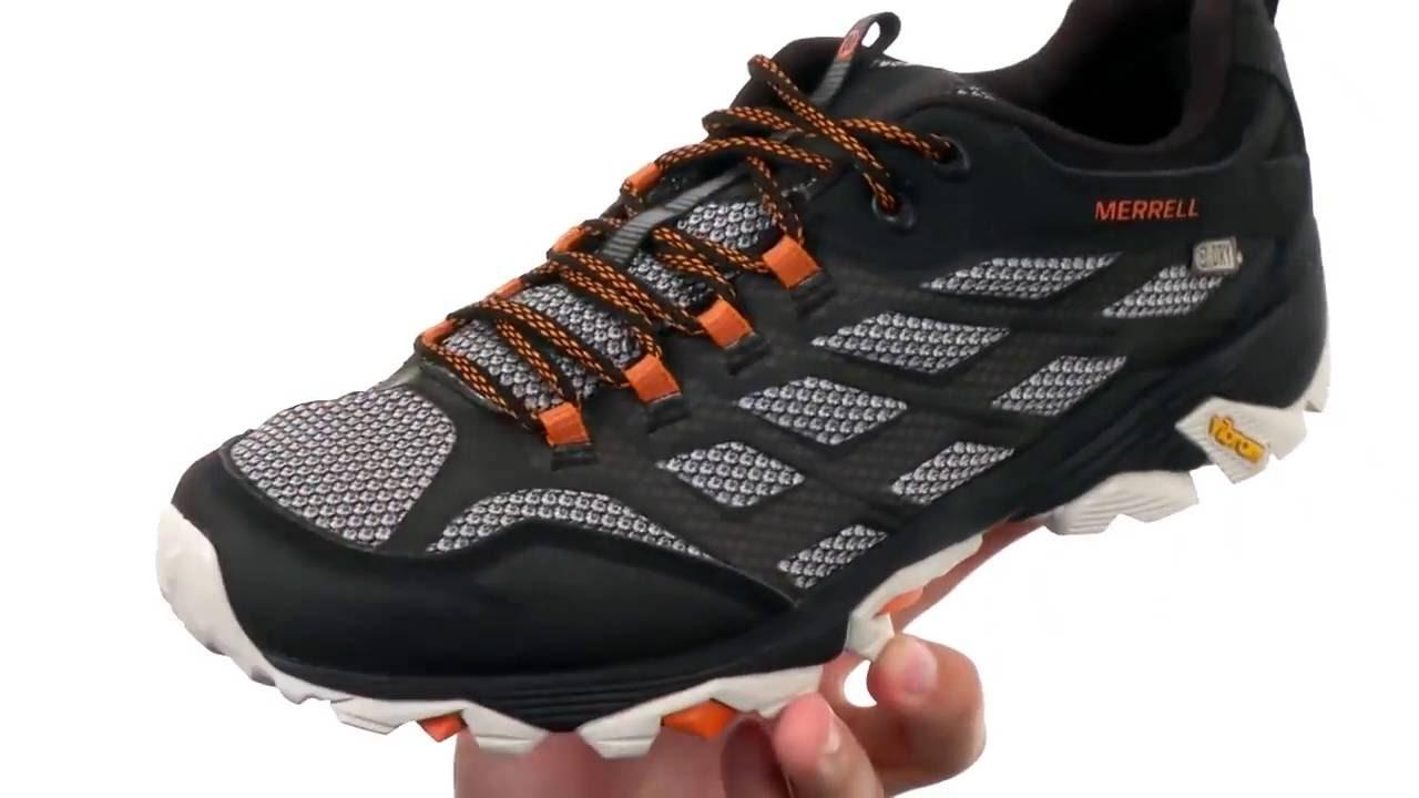 5d0d24fa4e Merrell Moab FST Gore-tex cipő - YouTube