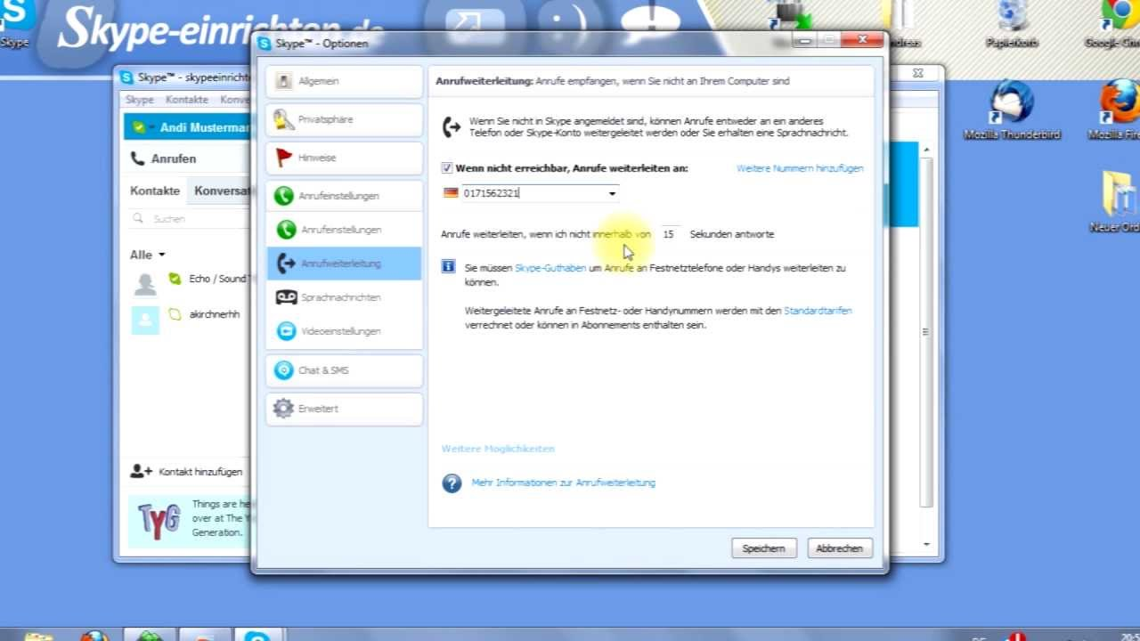 Skype-Anruf Wird Schnell Schmutzig