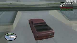 GTA San Andreas - Import/Export Vehicle #18 - Slamvan