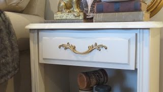 Create Gold Dipped Furniture - Diy Home - Guidecentral