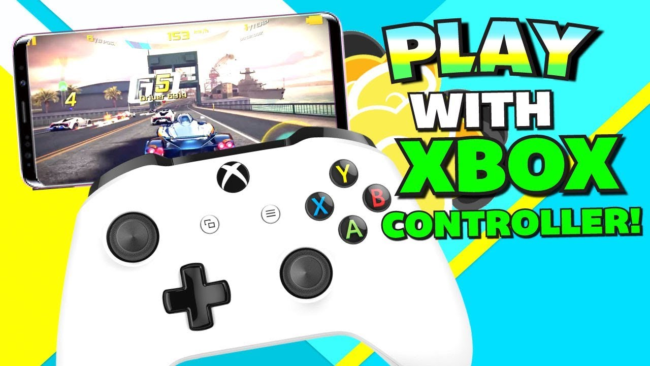 driver xbox one controller android