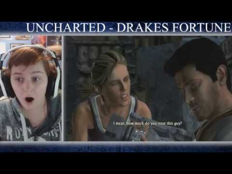 Uncharted Drakes Fortune Walkthrough Part 8 - The Old Shipping Manifests