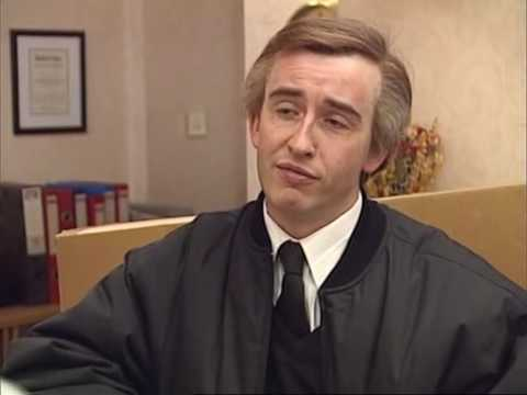 Alan Partridge about music