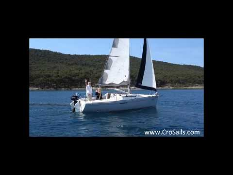 1-cabin yacht charter - Beneteau First 21.7 in Split Croatia