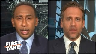 Will there be a college football season? Stephen A. & Max don't think it's possible | First Take