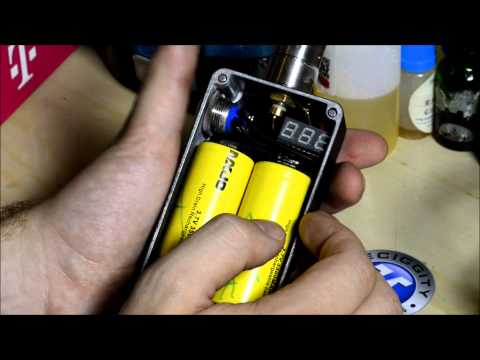 BC Box Mods Parallel Dual 26650 Box Mod | Nothing but Great!