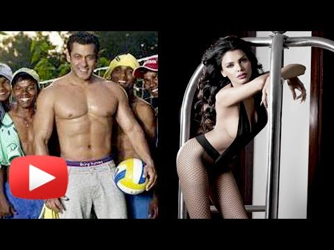 Salman Khan And I Love To Show Off Our Naked Bodies Says Sherlyn Chopra Youtube