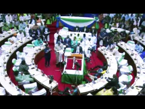 Sierra Leone Parliament Proposed 300% Salary Increase