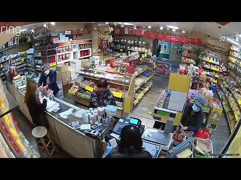 First Markham place robbery