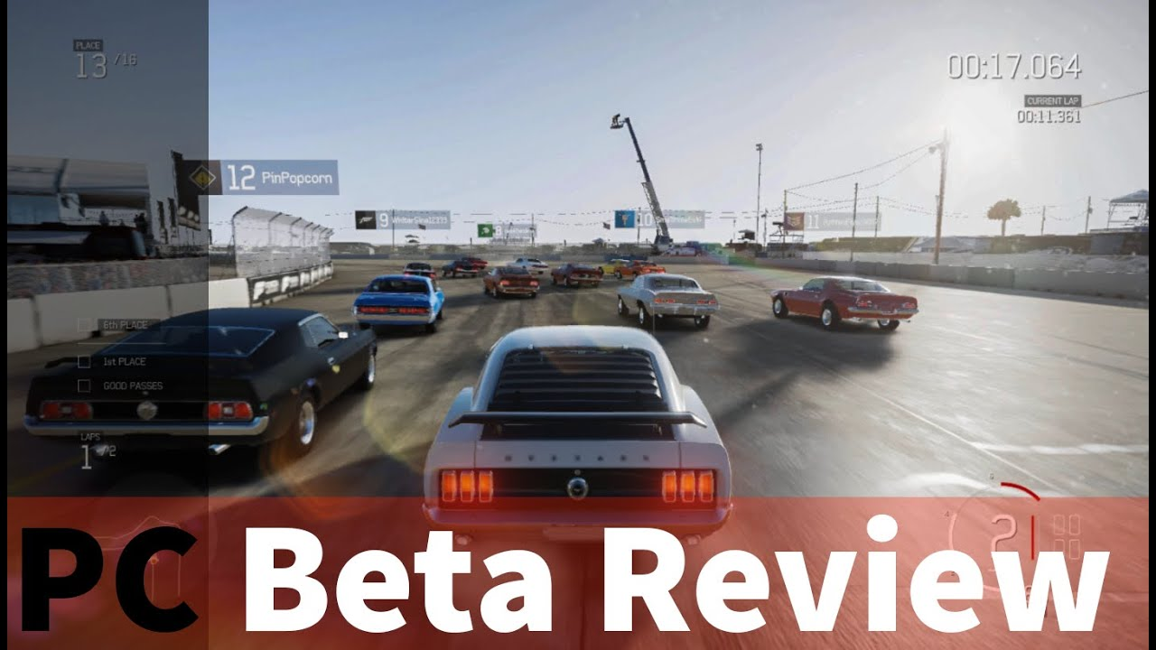 Forza Motorsport 6 Apex Review: Forza Motorsport 6 Apex PC Edition Beta Review