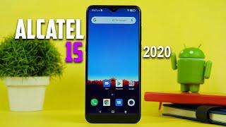 Alcatel 1S 2020 unboxing y primeras impresiones | Tecnocat