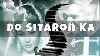 Do Sitaron Ka Zameen Par Hai Milan – Kohinoor | Old Hindi Song Piano Cover