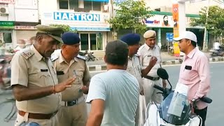 New Motor Vehicles Act: ₹16,000 challan issued to scooty rider in Kaithal