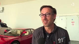 EN IMAGES - revivez le Salon Auto Moto Retro à Rouen parc des Expositions