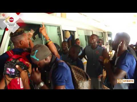 Simba SC walivyovunja nazi mbele ya Nkana FC/Wajibu Mapigo