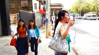 A walk through Bagaya street in Yangon