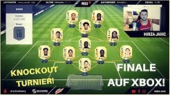 DAILY KNOCKOUT TURNIER AUF XBOX ONE - DAS FINALSPIEL! | FIFA 18 ULTIMATE TEAM