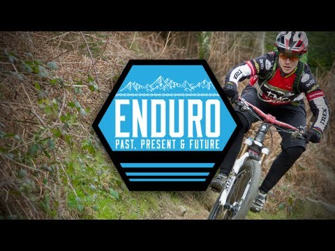 Enduro. Past, Present & Future with Tracy Moseley