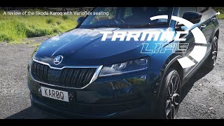 A review of the Skoda Karoq with Varioflex seating