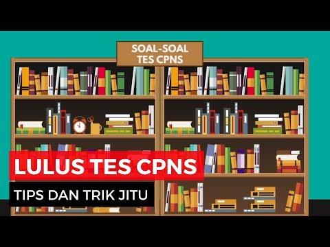 Penting! Tips untuk CPNS 2017 agar Lulus Seleksi