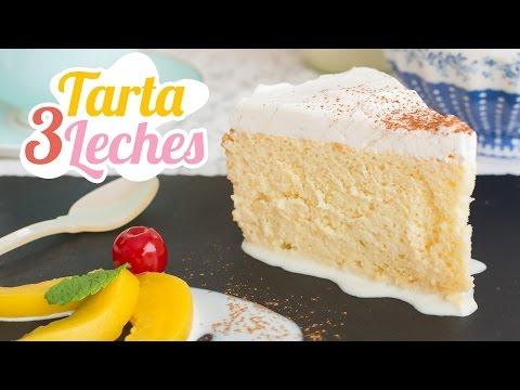Pastel de 3 leches | Quiero Cupcakes!