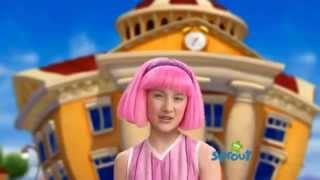 "LazyTown - ""I Show You Secrets"" Stephanie and Sportacus Fanvideo with Chloe Lang"
