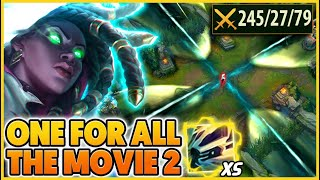 Baixar *THE ULTIMATE SNIPE* BEST ONE FOR ALL CHAMPIONS!! (THE MOVIE 2) - BunnyFuFuu | League Of Legends