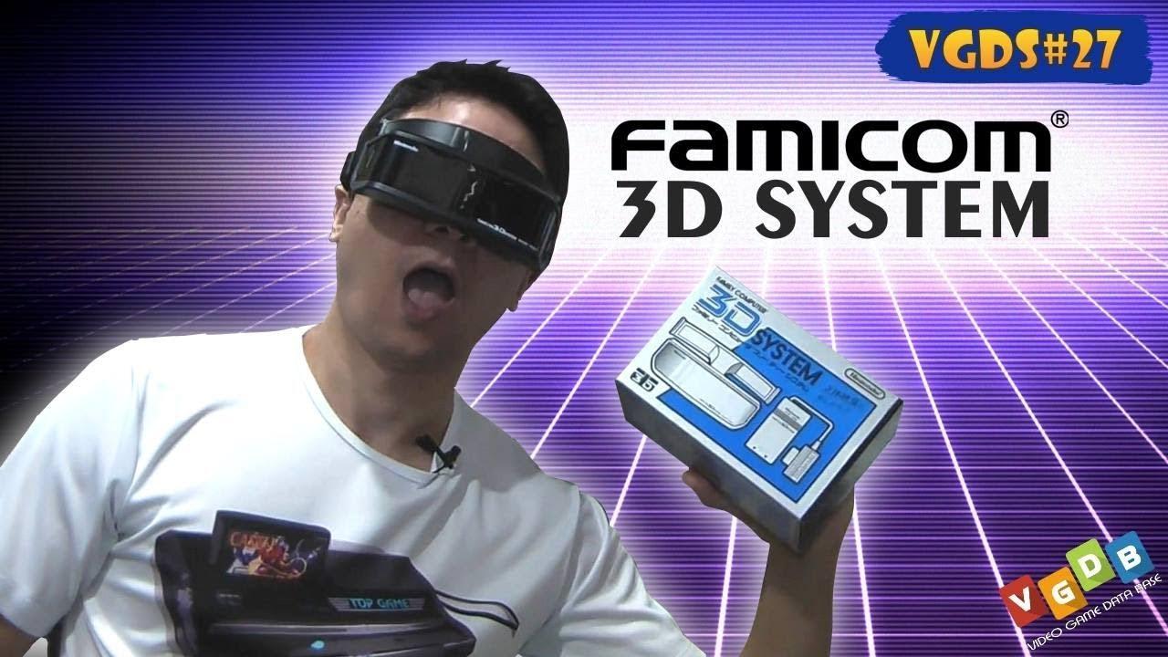 1bd206e90ebb8 Óculos 3D do Nintendinho  Famicom 3D System e seus jogos - VGDS  27 ...