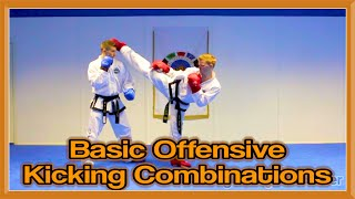 Download Video Basic Offensive Kicking Combinations for Sparring   GNT Martial Arts MP3 3GP MP4