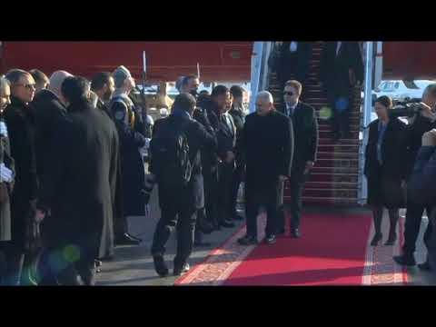 Başbakan Yıldırım Belarus'ta