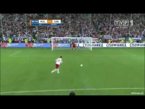 Polska - Niemcy 2-2 (Skrót meczu). Polski komentarz. from YouTube · Duration:  8 minutes 37 seconds