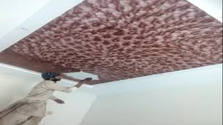 ceiling painting ideas and tips |urdu|hindi|