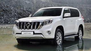 Toyota All-New Land Cruiser Videos