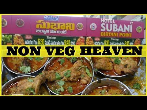 Legend Subani Hotel, Guntur | Non-Veg Heaven | A Complete Review