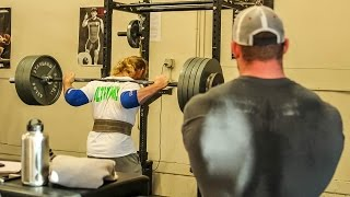 Thoughts On Squatting EVERYDAY - Alan Thrall & Brian Alsruhe of Neversate Athletics