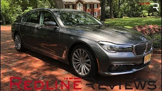 2018 BMW 740e xDrive – Engine Downsizing Is Here To Stay