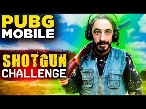 SHOTGUN İLE 6 DAKİKADA 15 KILLS - PUBG Mobile