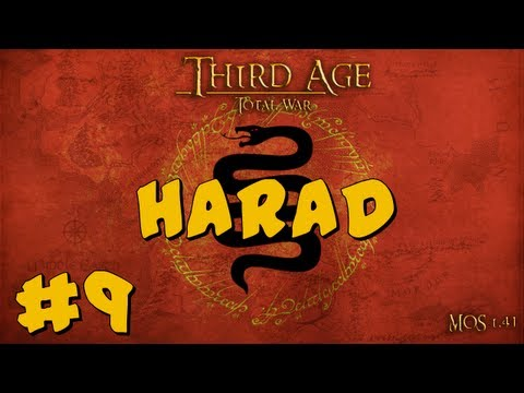 Third Age Total War: Harad Part 9 ~ Raiding East!