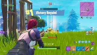 """FORTNITE """"INFINITY GAUNTLET"""" Mode Win Against """"THANOS"""" + LIVE COMMENTARY 