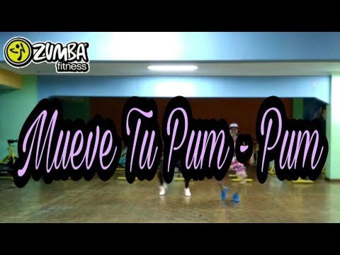 Mueve Tu Pum - Pum | Zumba® | Purwokerto Zumba Lover