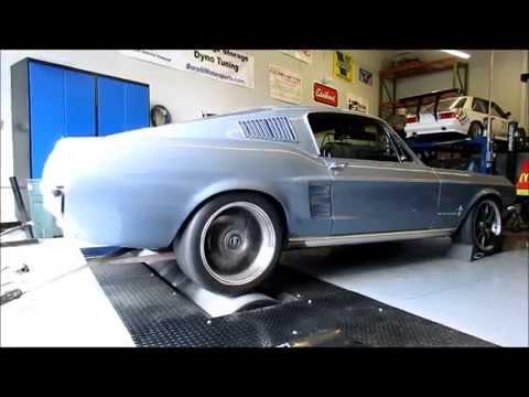Borelli Motor Sports: '67 Fastback Dyno Tuning(428rwhp)