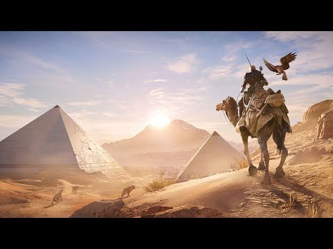 "Assassin's Creed: Origins - Walkthrough / Let's Play PS4 PRO - Part 10 ""Alexandria"""
