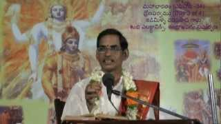 03 of 04 Drona Parvam of Mahabharatam at Undrajavaram by Kadimilla Varaprasad(Episode 34)