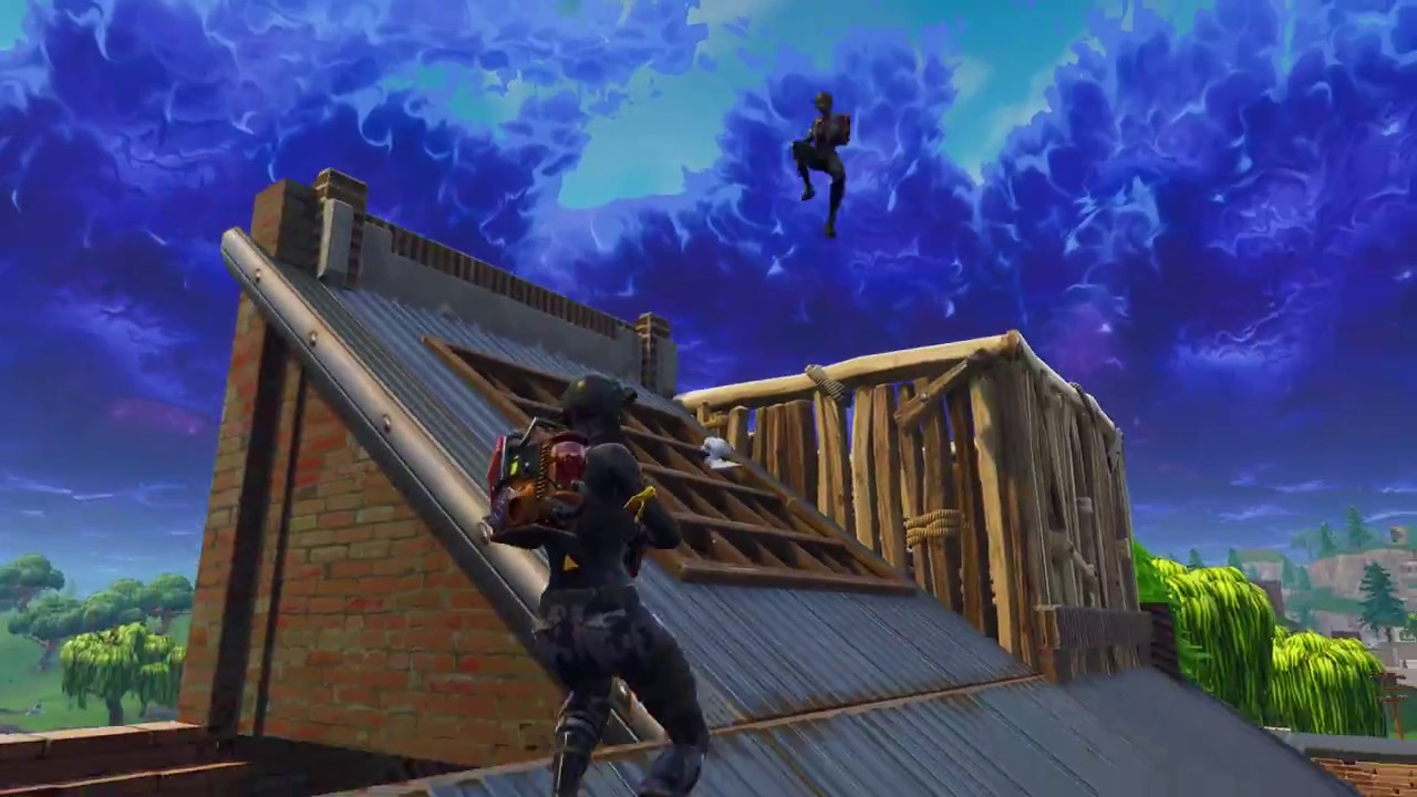 My first fortnite montage