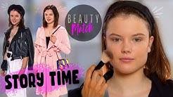 TÉLÉ RÉALITÉ TRUQUÉE - entre relooking et manipulation ! | (STORYTIME) Beauty Match - Claire