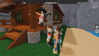 THEY :( TO ME - ROBLOX ESCAPES THE BEAST