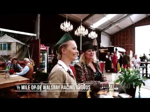 ½ Mile op de Walsbay Racing Grouds