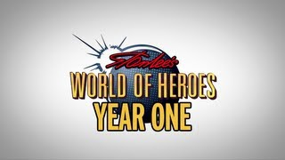 SDCC '13: World of Heroes 2012 Year in Review